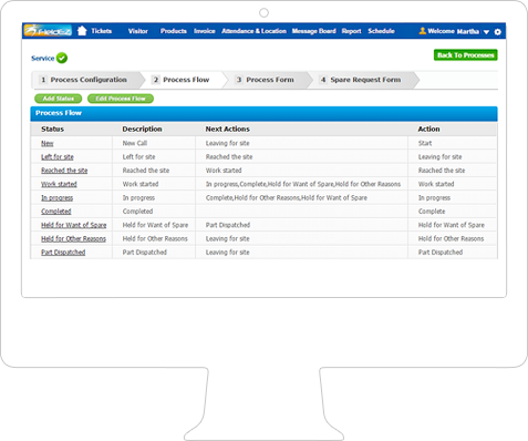 Service Work Order Software - Work Order Tracking Software