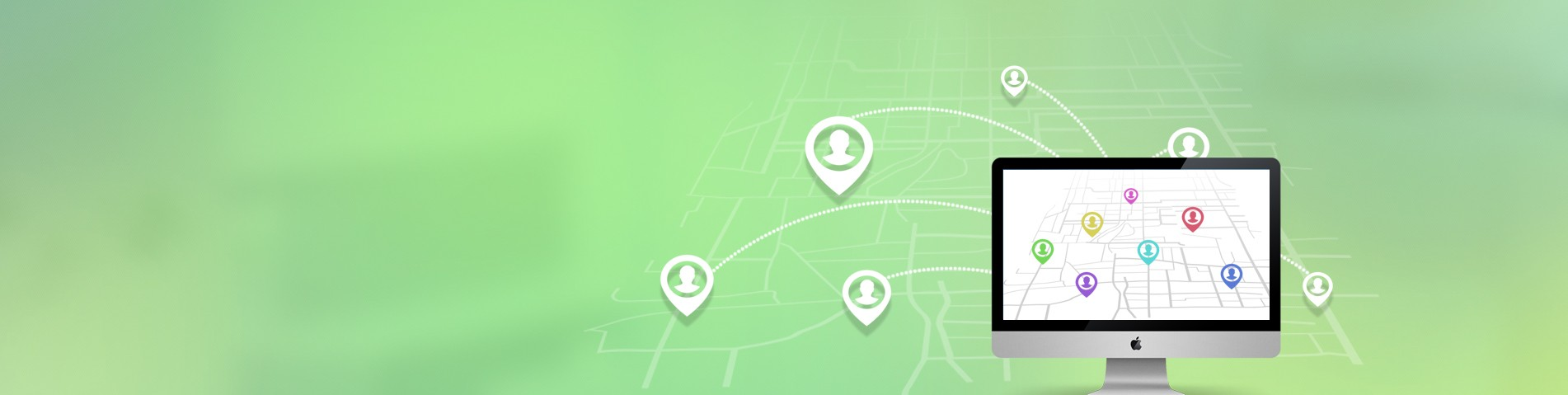 Real-time Location Tracking - Field Service Management