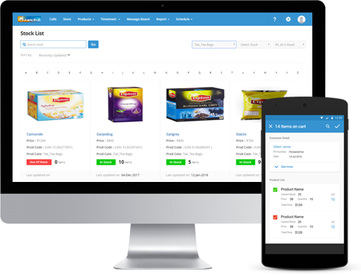 Mobile Retail Merchandising and Promotions Software | FieldEZ