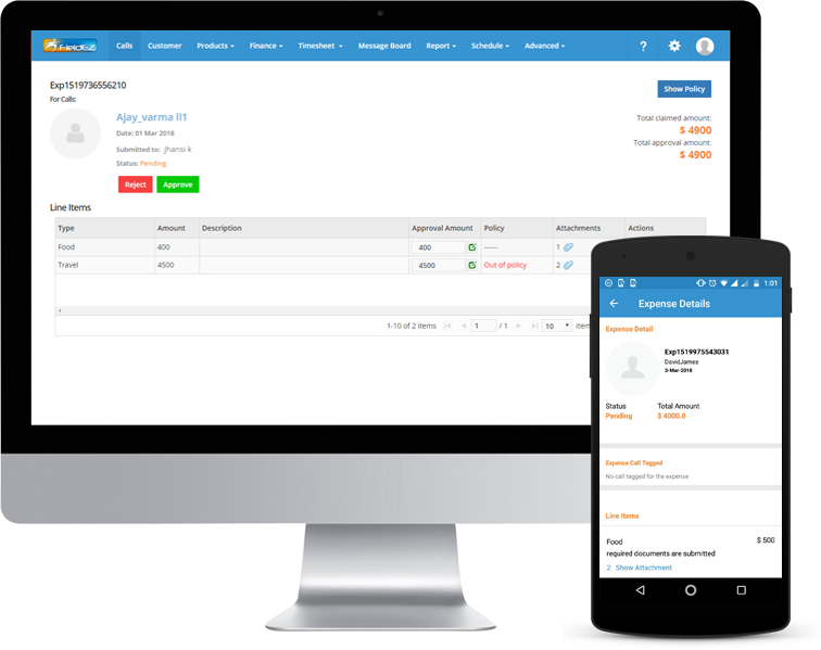 FieldEZ-launches-new-Expense-Management-Module-for-Field-Employees-Field-Users
